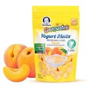 Sữa chua khô Gerber Peach - vị Đào