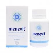 Thuốc hỗ trợ sinh sản nam giới Menevit (90 viên)