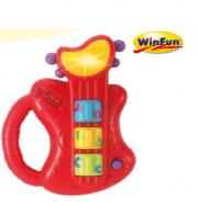 Ghi ta cầm tay có đèn nhạc winfun (3m+)