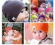 Mũ Cotton Hàn Quốc Cho Bé