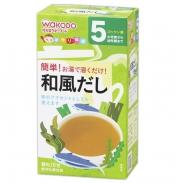 Bột súp Wakodo vị tảo bẹ và cá ngừ 5m+