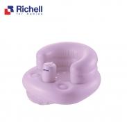 Ghế hơi Richell (tím) RC20144