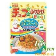 Gi vị rắc cơm Akachan hình rau củ