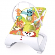 Ghế rung Fisher Price Comfort Curve Bouncer CMV29