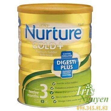 Sữa Nurture gold 3 - 900g ...