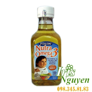 Dầu Nutra Omega 3