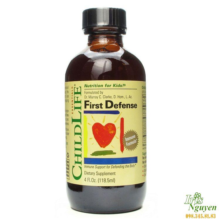 Vitamin ChildLife tăng cường miễn dịch ...
