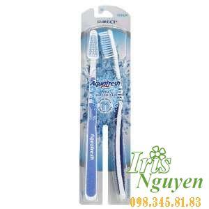 Bàn chải đánh răng aquafresh