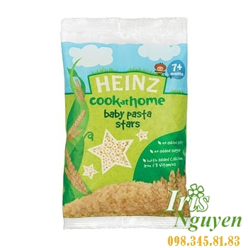 Nui ngôi sao Heinz Anh 7M+ 250g