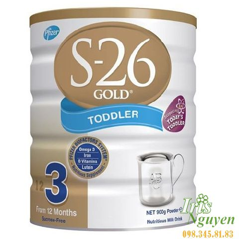 Sữa bột S26 gold 3 - ...