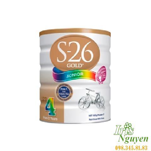 Sữa S26 Gold số 4 - ...