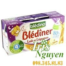 Sữa nước Bledina 4M+ ăn đêm ...