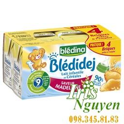 Sữa ngũ cốc Bledina Saveur Madeleine ...