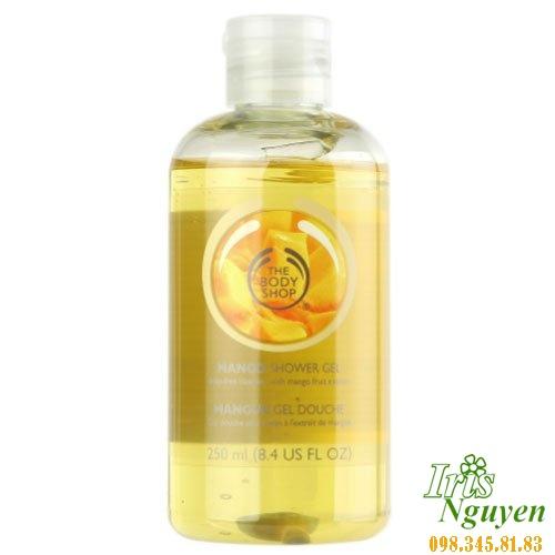 Sữa tắm The Body Shop Mango shower gel 250ml