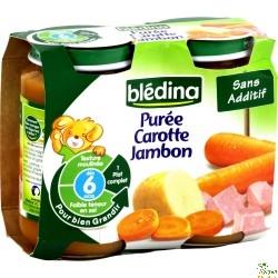 Lọ mặn ăn dặm Bledina cà ...