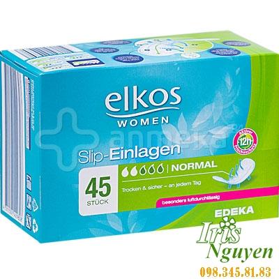 Băng vệ sinh hàng ngày Elkos 45 miếng