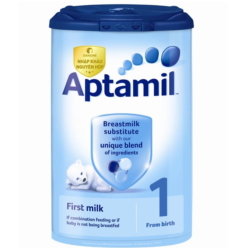 Sữa Aptamil Anh số 1 (900g) ...