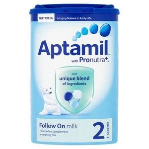 Sữa bột Aptamil anh số 2 ...