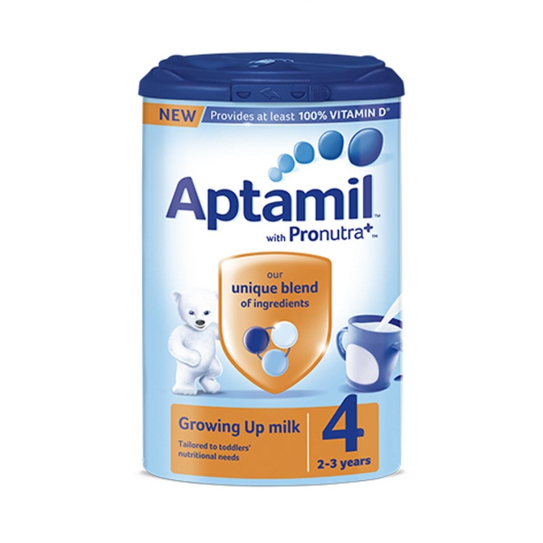 Sữa Aptamil Anh số 4 (900g) ...