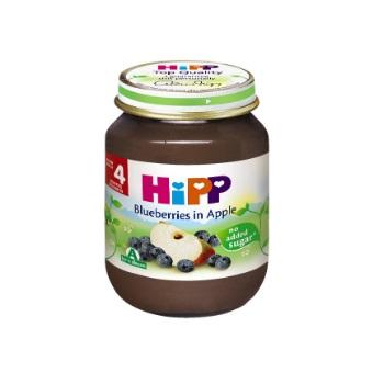 Hoa quả nghiền Hipp (Dâu tím, ...