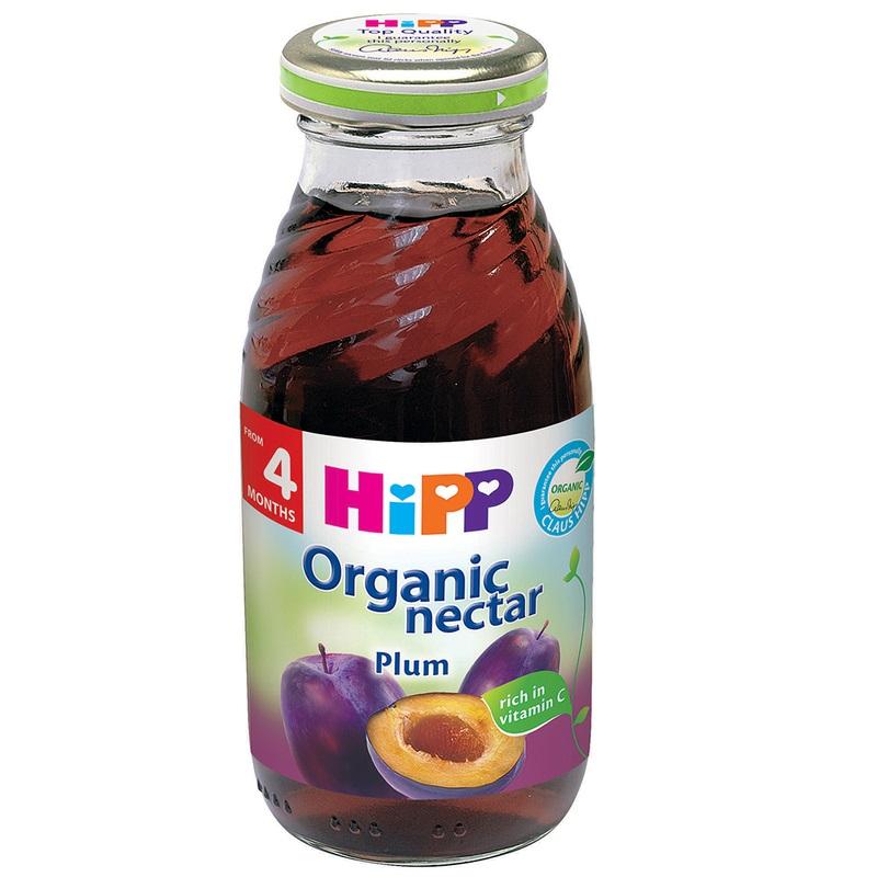 Nước hoa quả Hipp (Mận Tây) ...