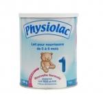 Sữa Physiolac số 1 - 400g