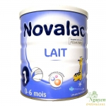 Sữa Novalac lait 1 - 900g