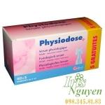 Nước muối sinh lý Physiodose - 45 ống