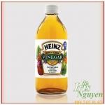Giấm táo Heinz Vinegar 473ml 8129