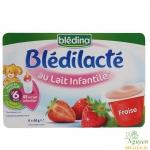 Pudding Bledina vị dâu