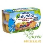 Trái cây nghiền Nestlé naturnes 100% Fruit