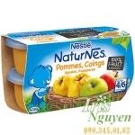 Trái cây xay Nestlé naturnes