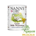 Sữa dê Nanny care nutrition 900g