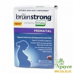 Vitamin bà bầu BrainStrong DHA Prenatal