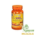 Vitamin C 500 Vitamin World 100 viên