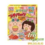 Cà ry ngọt bắp,rau Nhật - 180g