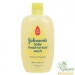 Sữa tắm gội Johnson
