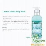 Sữa tắm Lunaris Acacia Hàn Quốc 750 ml