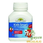 Kẹo viên omega 3 fish oil vị dâu - 500mg