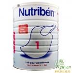 Sữa Nutribén 1 - 900g