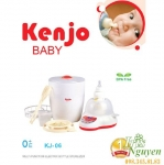 Máy tiệt trùng hâm nóng thức ăn đa năng Kenjo 06