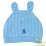 Mũ cotton Kuku tai thỏ