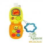 Điện thoại đồ chơi Combi