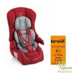 Ghế ngồi ô tô BREVI Touring đỏ