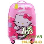 Vali siêu nhẹ Hello kitty
