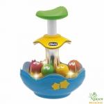 Bể cá xoay phát nhạc Chicco màu xanh và vàng