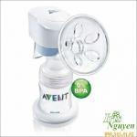 Dụng cụ hút sữa bằng tay Avent BPA FREE