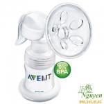 Hút sữa tay Avent