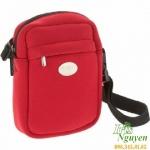 Túi giữ ấm bình sữa và thức ăn màu đỏ Avent