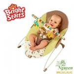Ghế rung có nhạc cho bé Bright Starts